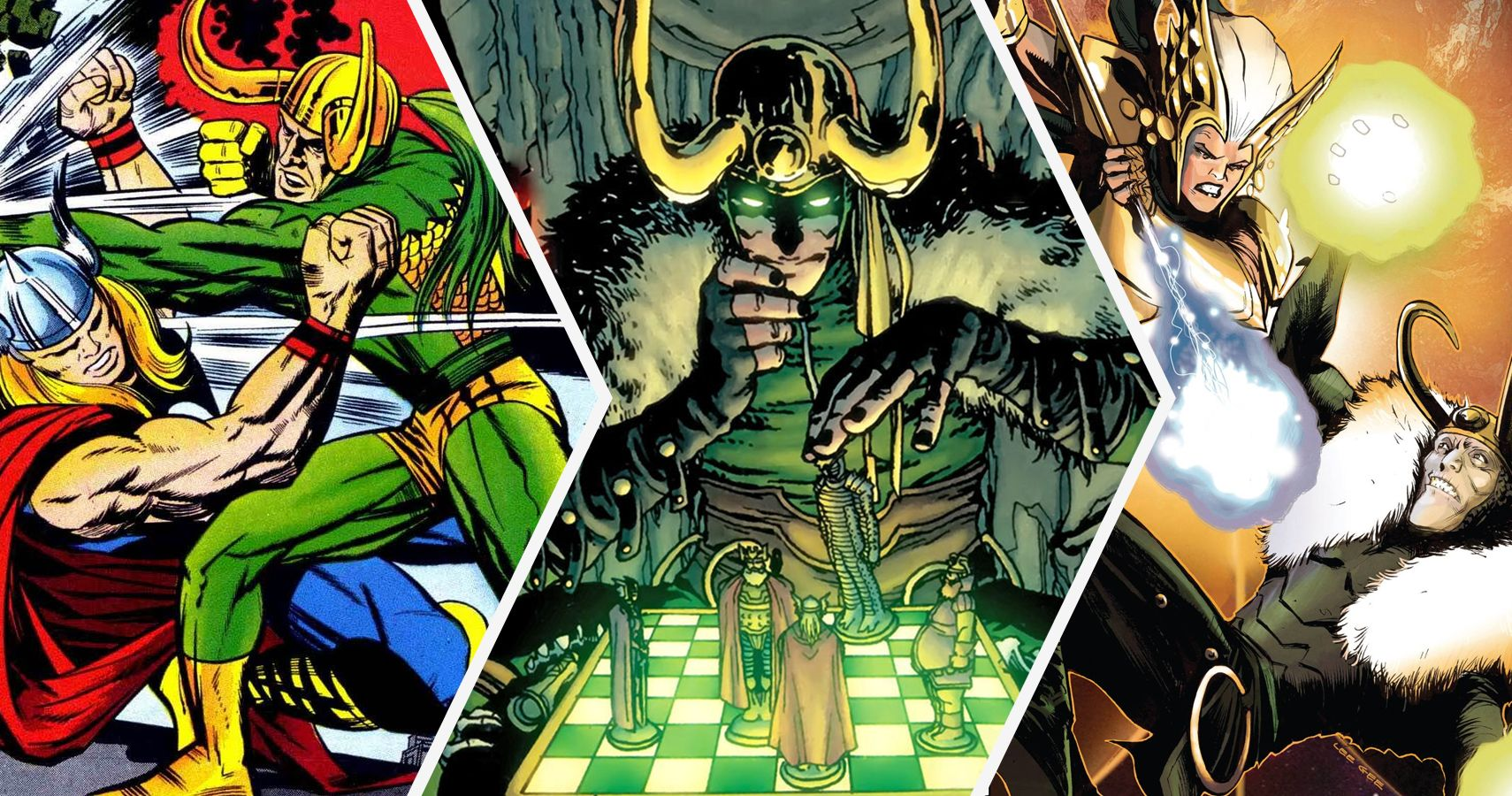 Loki: The 10 Most Heroic Things He's Ever Done (And The 10