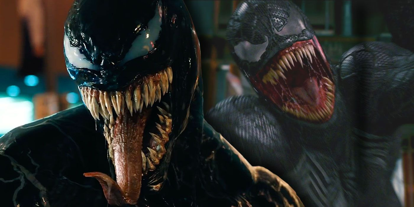 Tom Hardy S Venom Is Better Than Topher Grace S Spider Man 3 Version