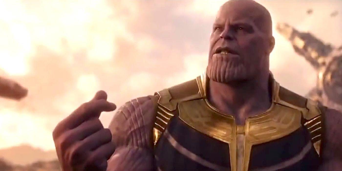 Infinity War Snap Originally Planned for Avengers: Endgame