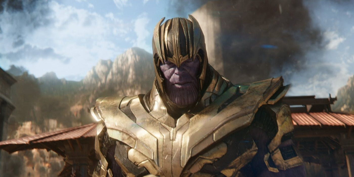 Infinity War Blu-Ray Won't Include Thanos' Cut Backstory | CBR