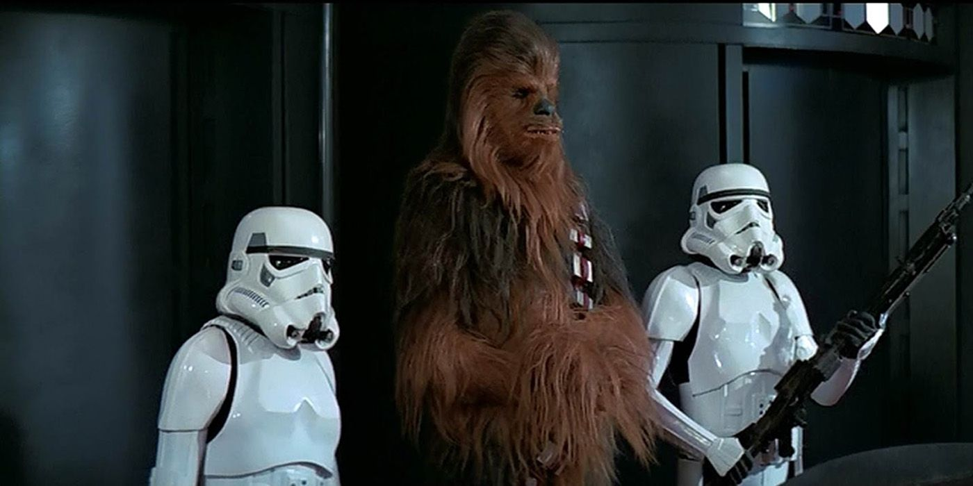 Empire Strikes Door: New Fan Film Explores Star Wars' Weirdest BTS Mystery