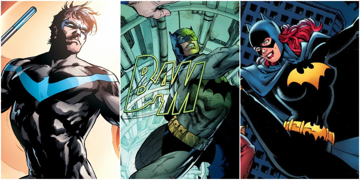 Batman: The 15 Bat Family Fighters, Officially Ranked | CBR