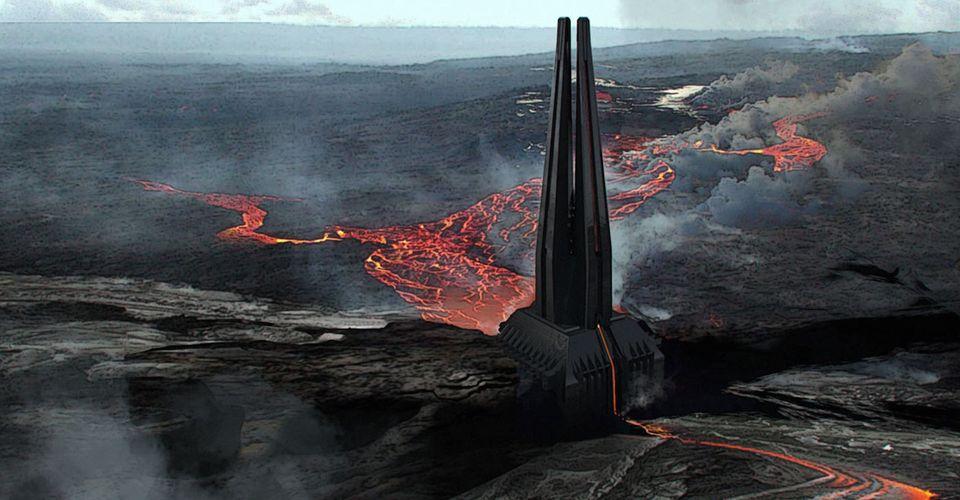 Darth Vader S Castle Getting Origin In Marvel Comics Cbr