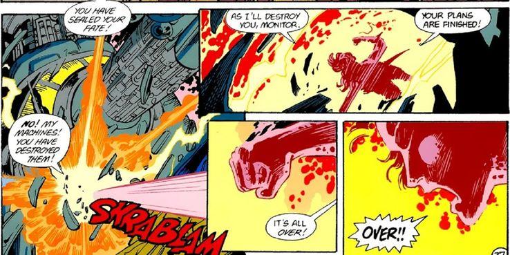 The 20 Most Heartbreaking Superhero Sacrifices, Ranked | CBR