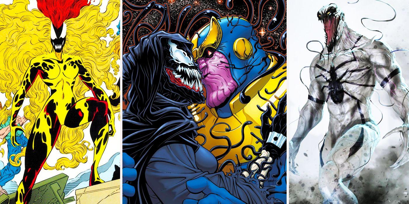 20 Symbiotes More Powerful Than Venom   CBR