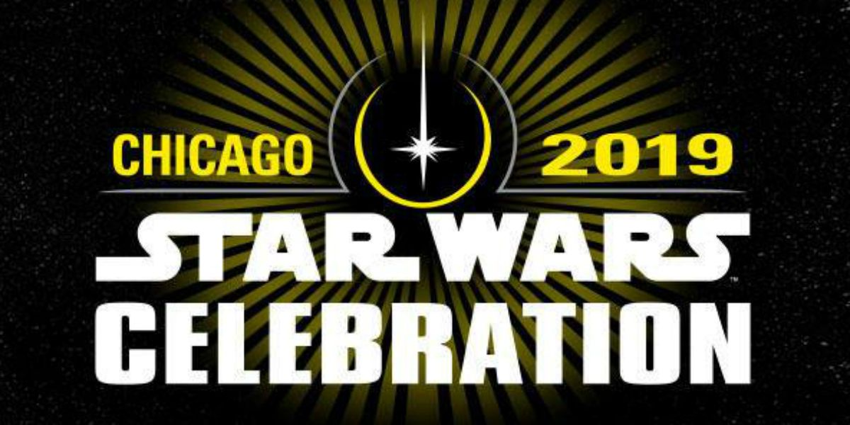 Star Wars Celebration Chicago Poster Unites the Saga's Heroes & Villains