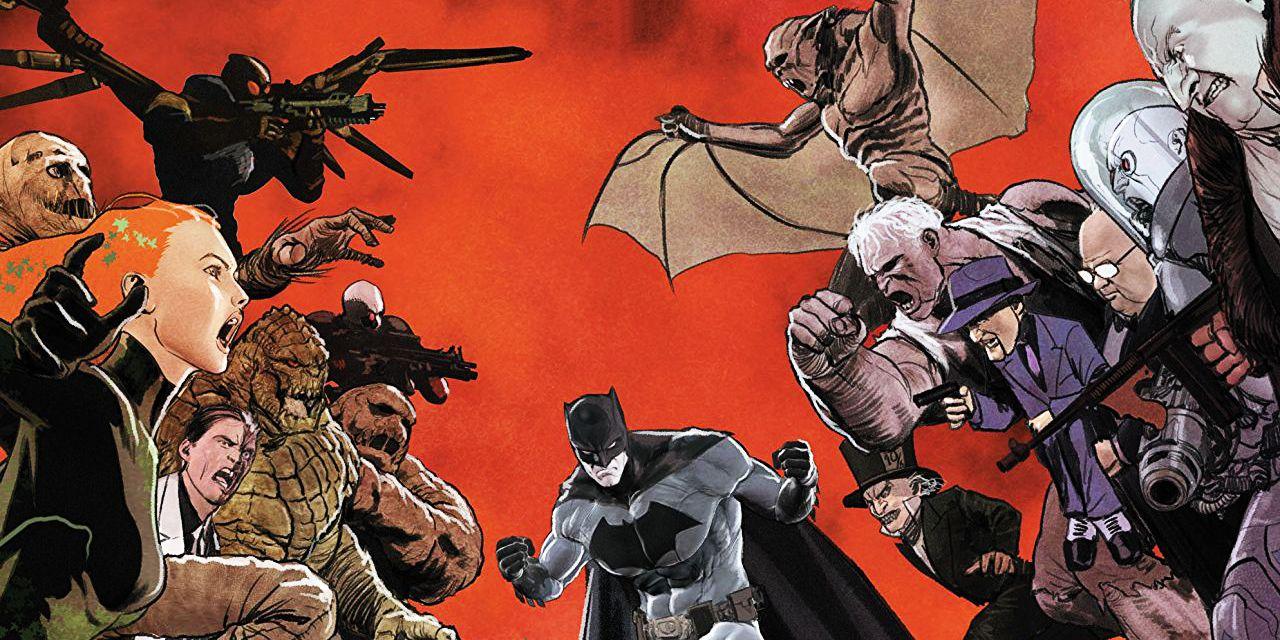 Batman's 25 Most Dangerous Villains, Ranked | CBR