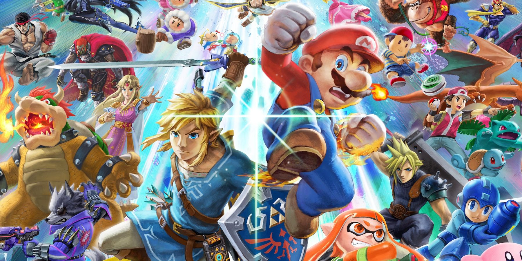 Super Smash Bros. Ultimate's Fighter Passes To End With Second Season
