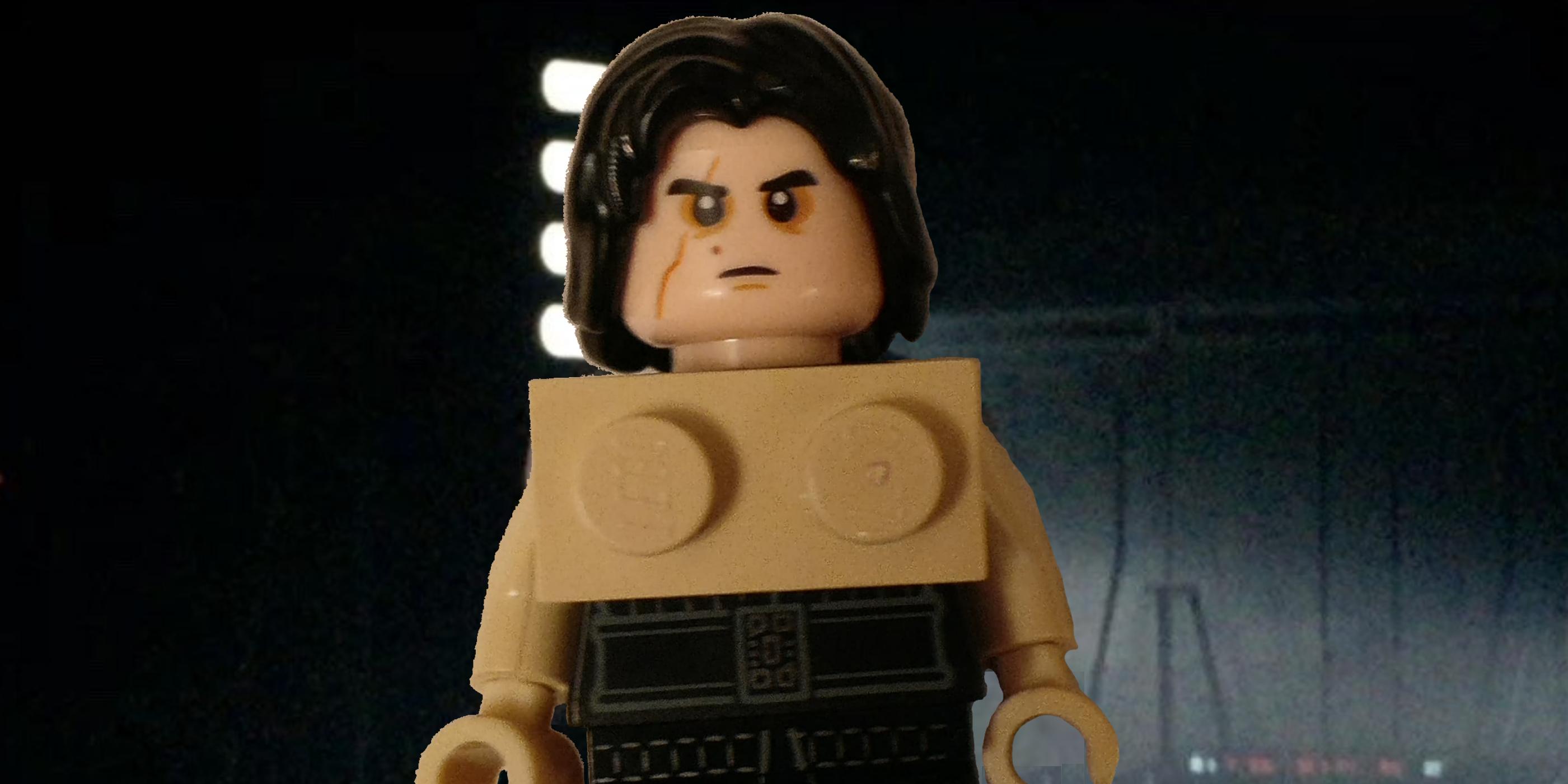 Lego Star Wars Jedi Hood Helmet Obi-Wan Darth Sith Harry Potter Brown Green Gray