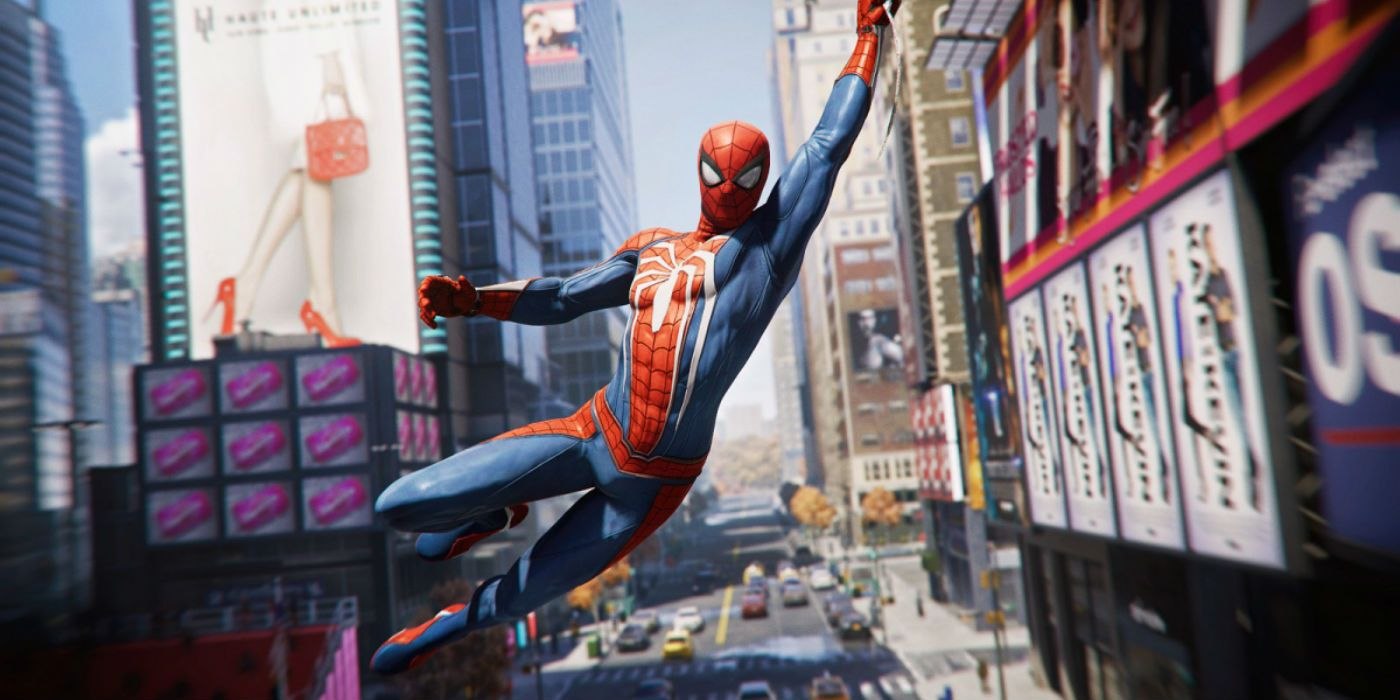 spider-man ps4: here's how many hours of gameplay you should expect