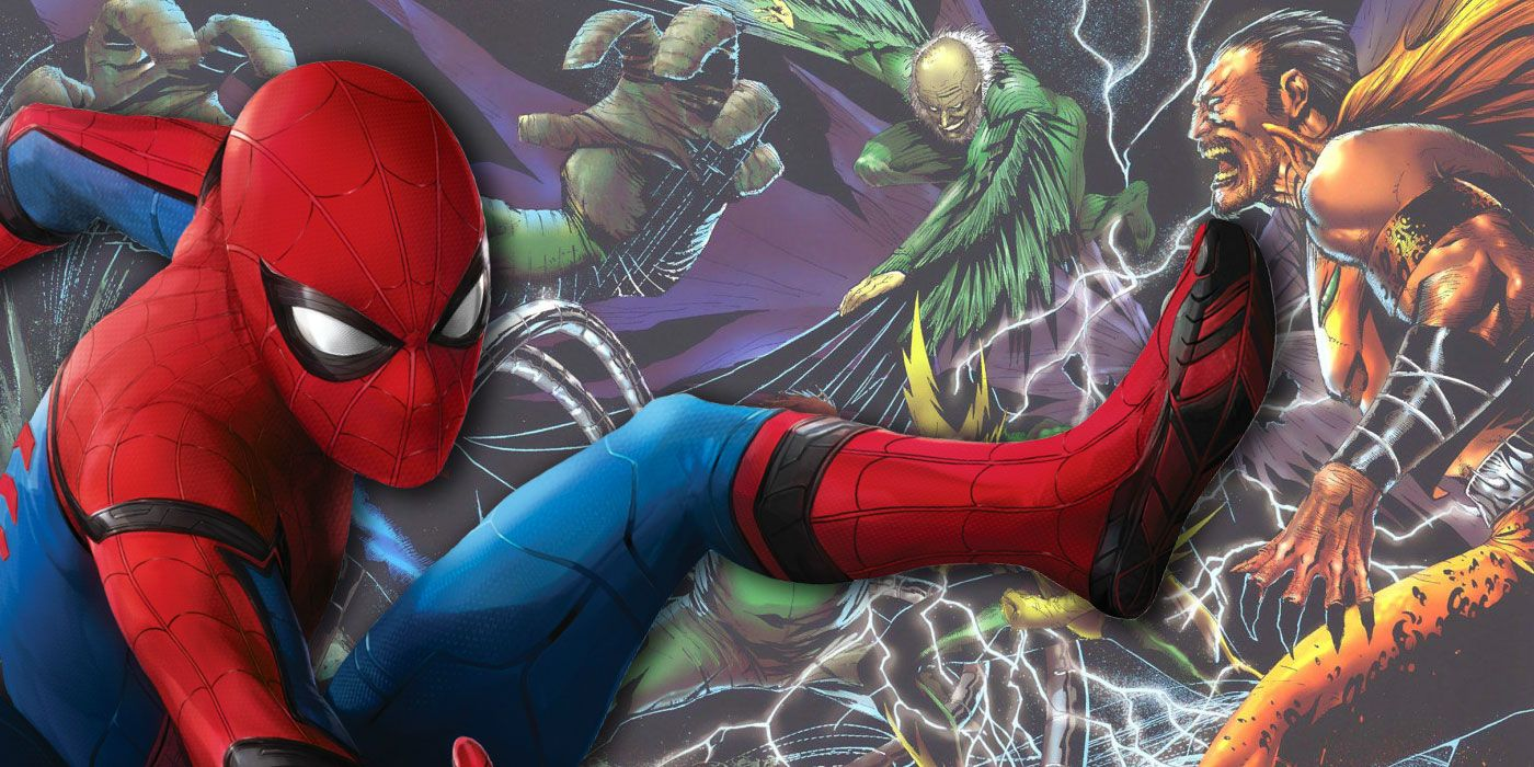 spider-man: far from home could set up the sinister six | cbr