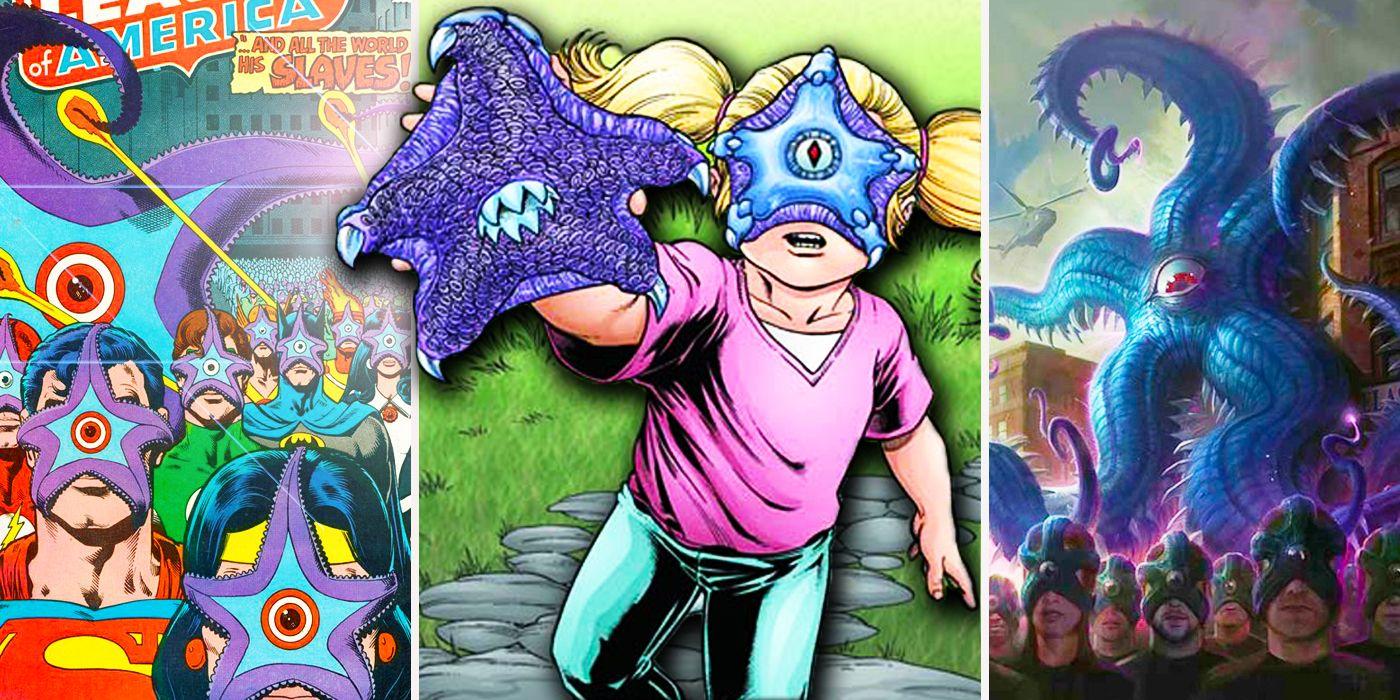 Starro: 15 Curious Facts About The Justice League's Weirdest Villain