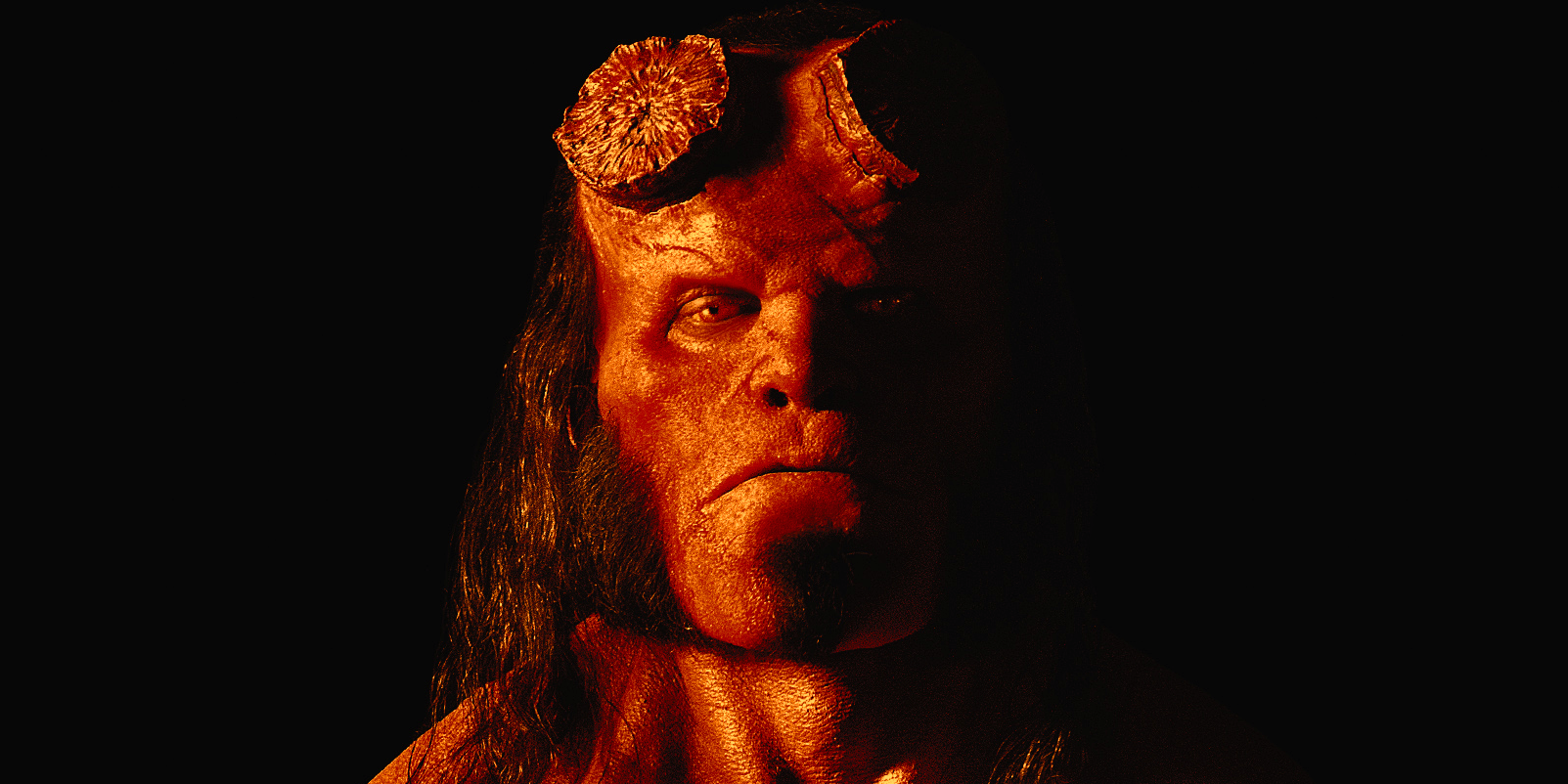 Hellboy Star David Harbour Shares New Motion Poster