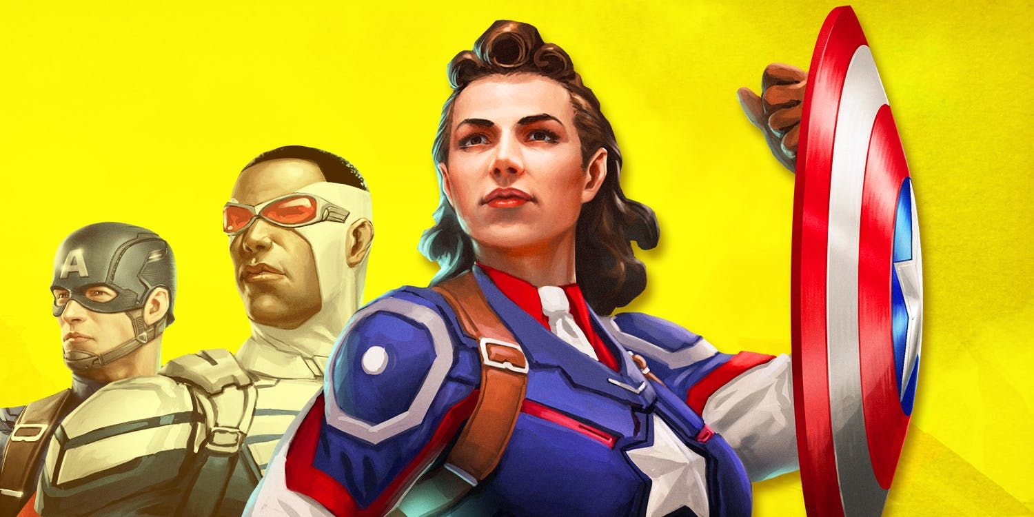 What If: First Look at Peggy Carter's Captain Britain, Revealed
