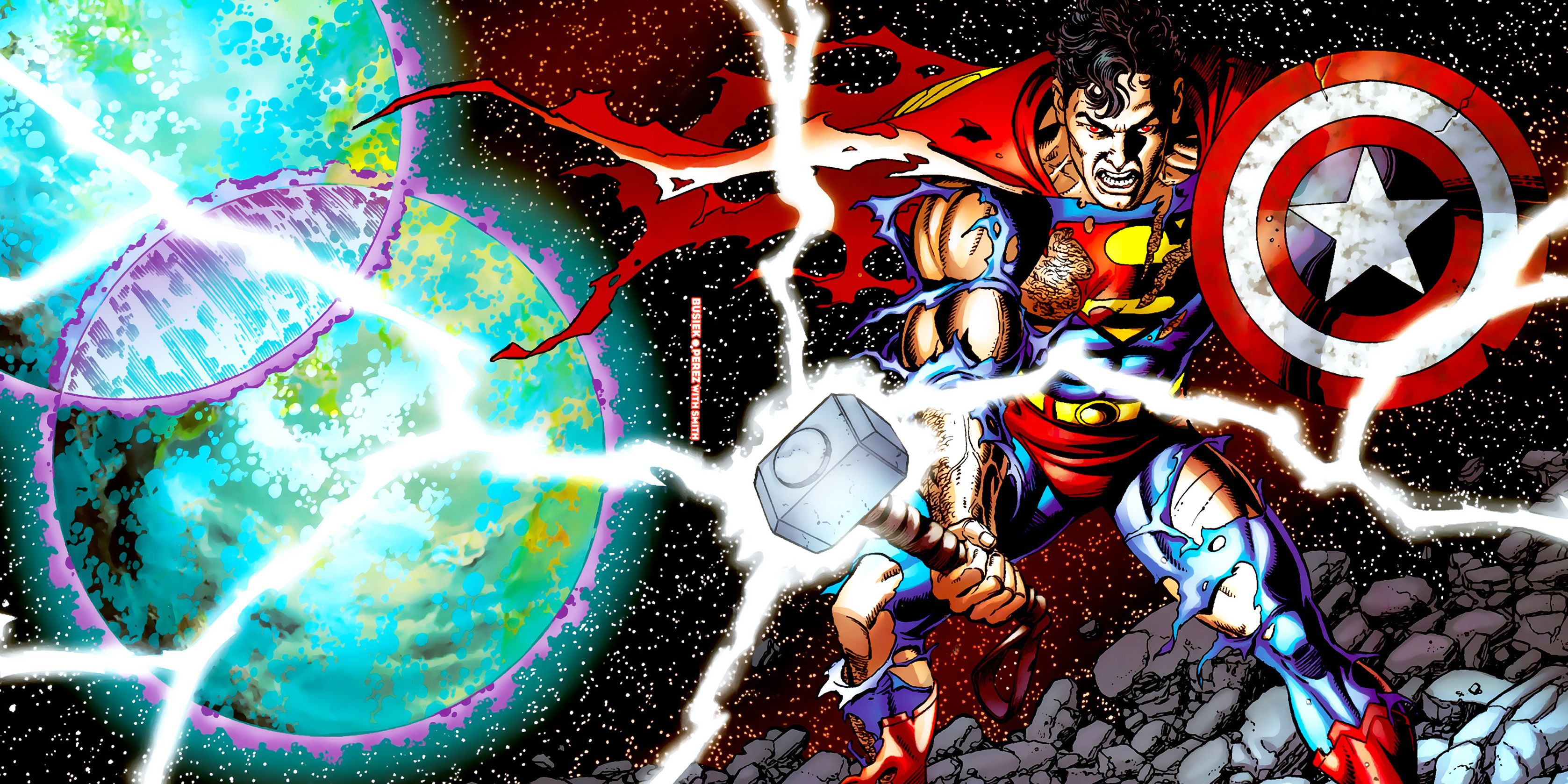 The Worthiest 20 Characters Who Can Pick Up Thor S Hammer Cbr