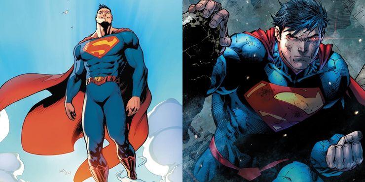 Superman DC Rebirth and New 52 - Datos sobre Superman que han cambiado y que han permanecido iguales