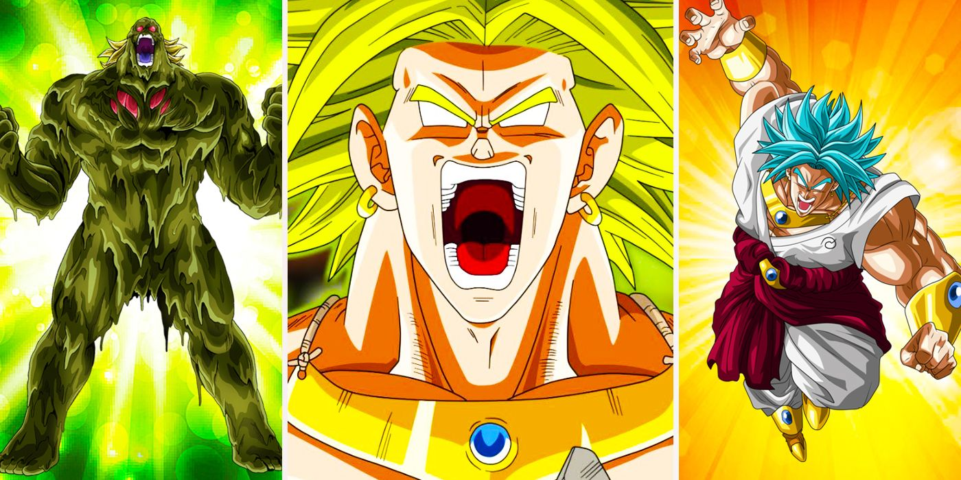 Come At Me Broly 10 Reasons Why Broly Is The Best And 10 Reasons