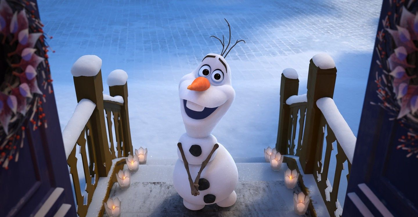 Frozen II: Social Media is Freaking Out About Olaf's Size | CBR