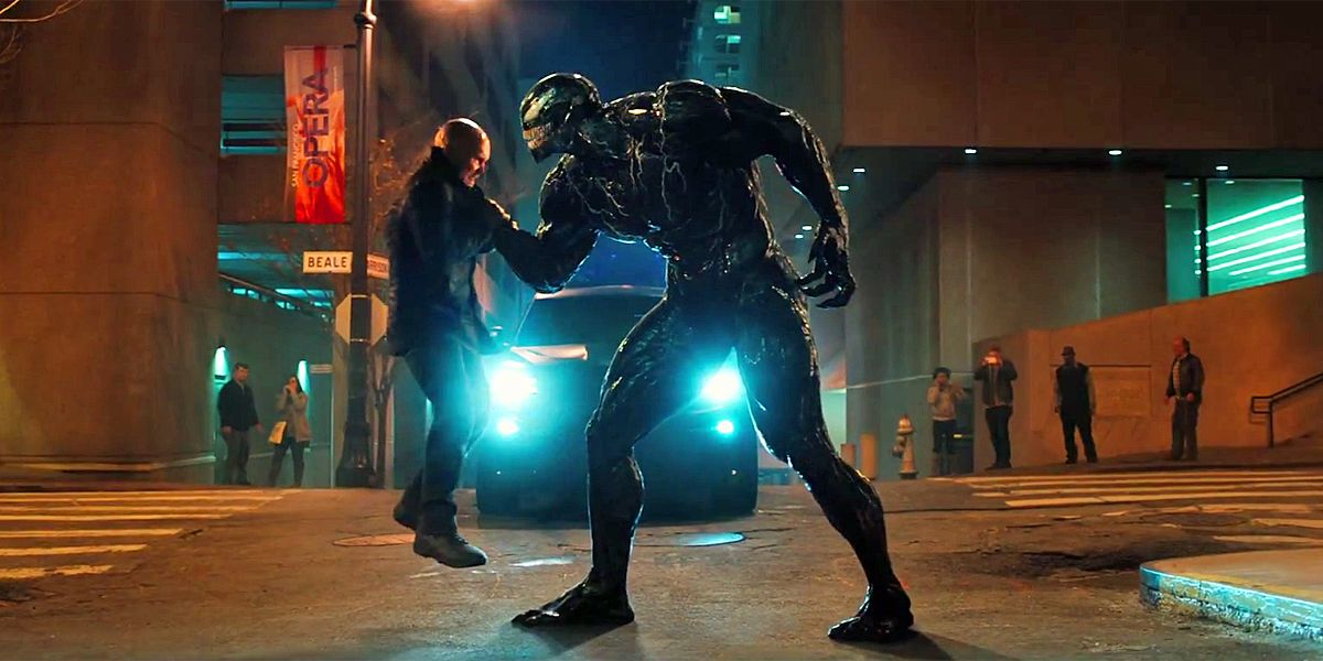 Venom Movie Trailer 3 Introduces More Symbiotes Cbr