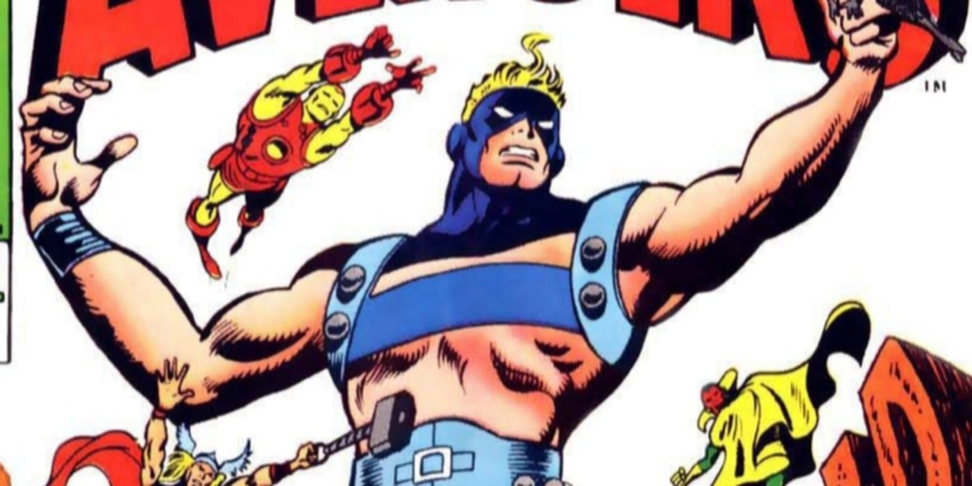 Did Hawkeye's Trick Arrows Lead to Him Becoming Goliath?   CBR