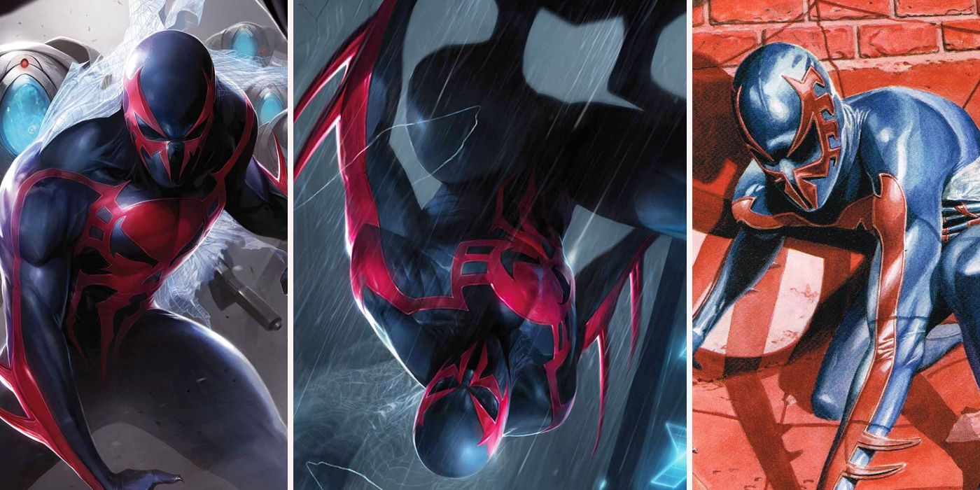 Spiderman 2099: 10 Reasons Why Spider-Man 2099 Is The Best Spider-Man (and