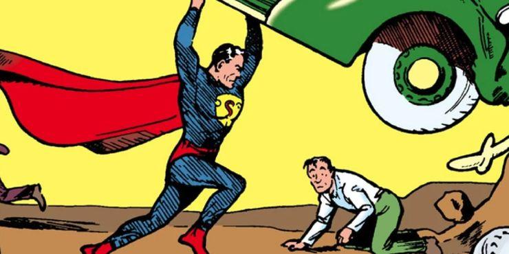 Action Comics 1 cover - Los 10 mejores escritores de Superman de todos los tiempos