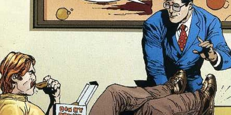 Clark Kent Action Comics 866.jpg?q=50&fit=crop&w=740&h=370&dpr=1 - Formas en que Superman oculta su identidad secreta