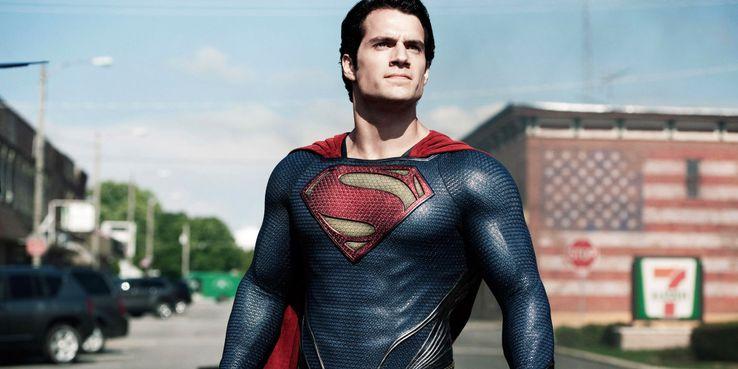 Henry Cavill as Superman - El escudo de Superman: Cómo el símbolo del Hombre de Acero se ha convertido en un icono de la cultura pop