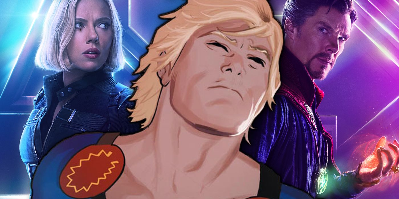 These Marvel Cinematic Universe Phase Four Fan Theories Might Just Be Right