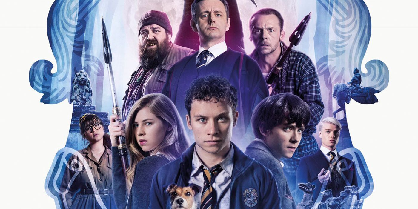 Simon Pegg & Nick Frost Reunite in Slaughterhouse Rulez Trailer