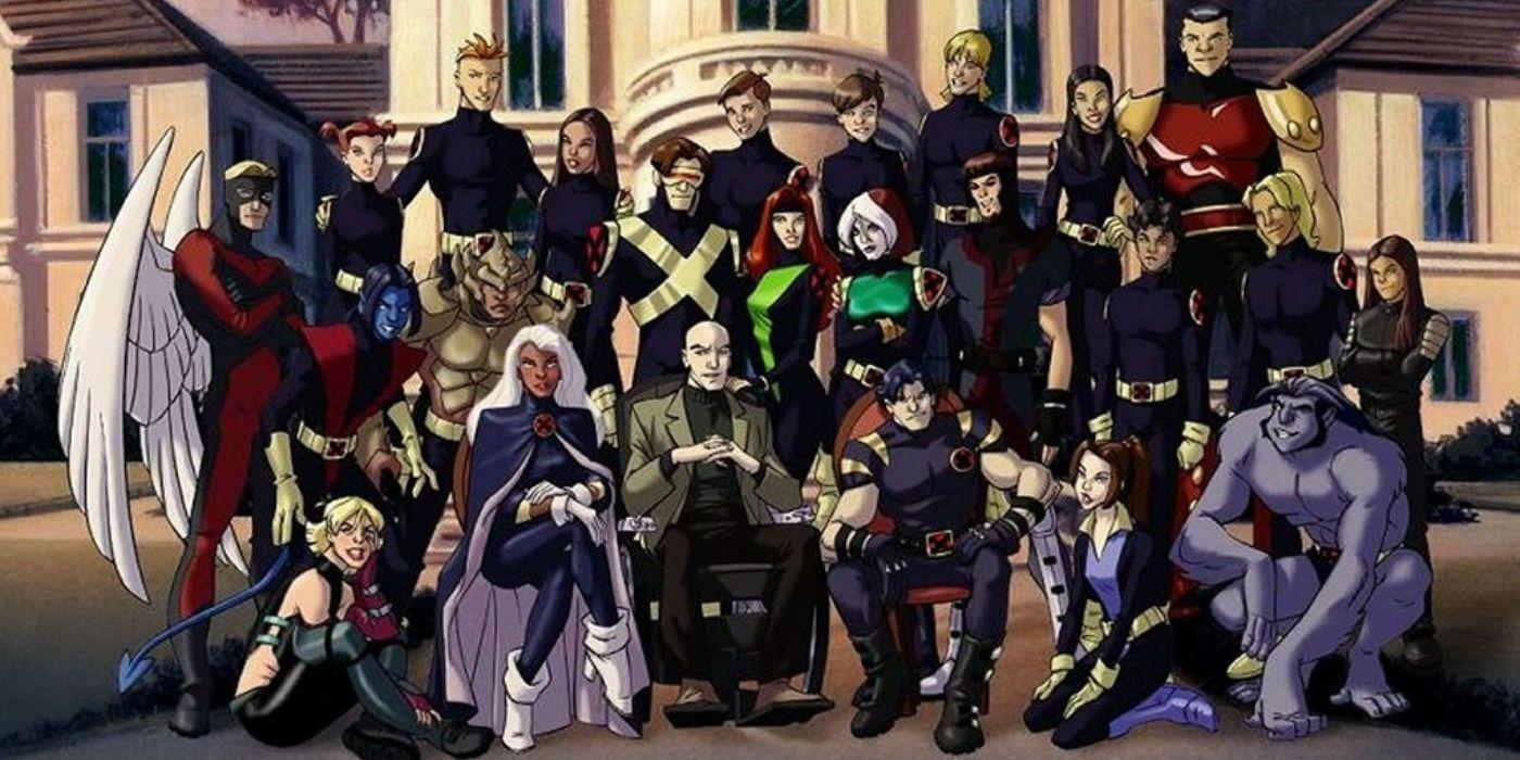 Marvel Fan Discovers Long-Hidden X-Men: Evolution Homage