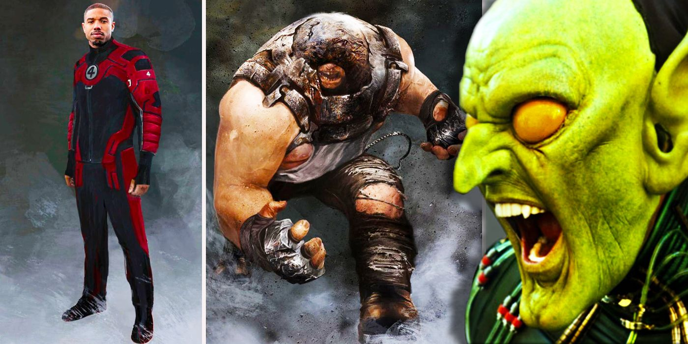 15 abandoned superhero movie designs that were actually way better
