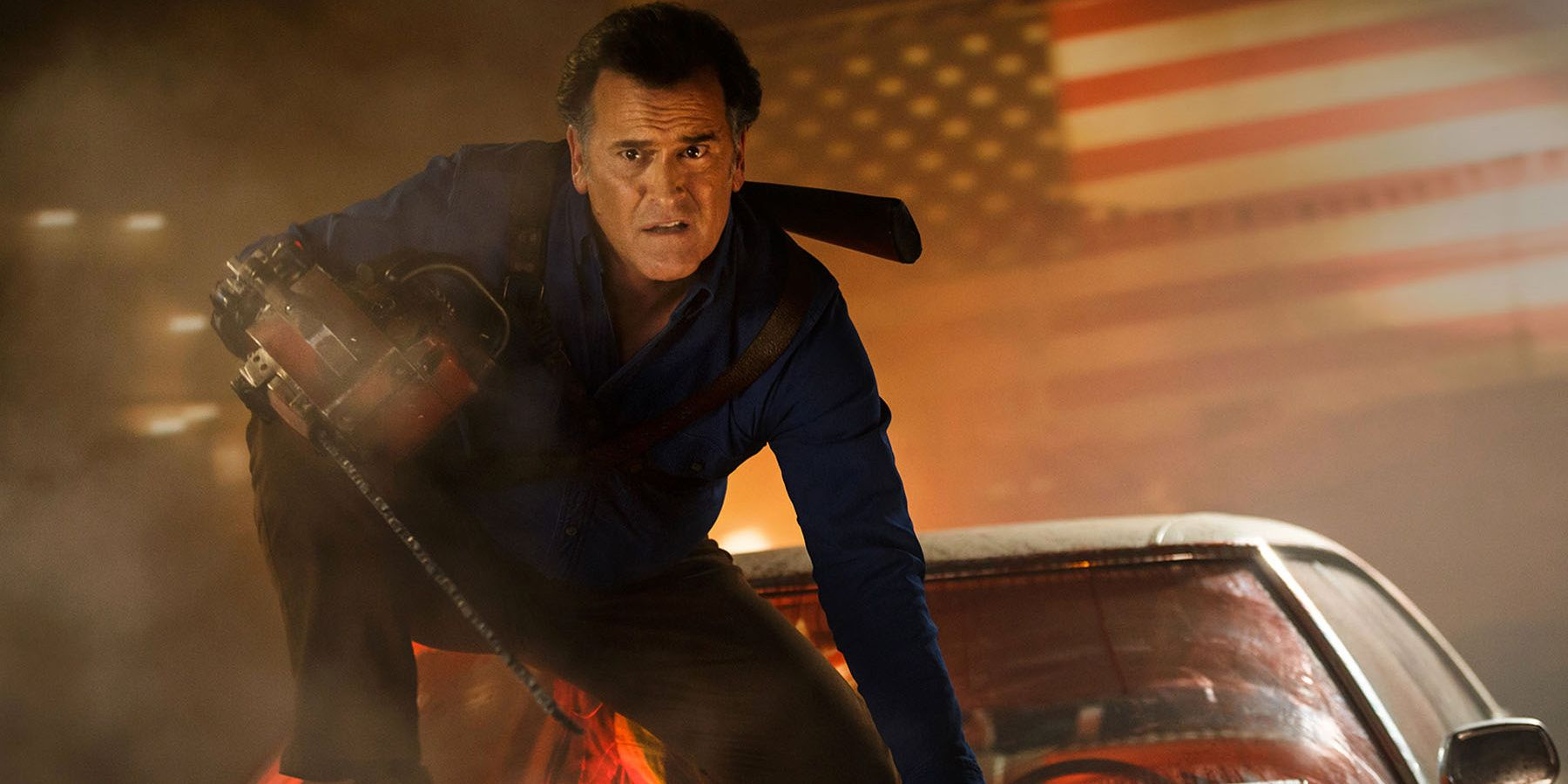 Evil Dead's Campbell Doubles Down on Not Returning as Ash for New Film