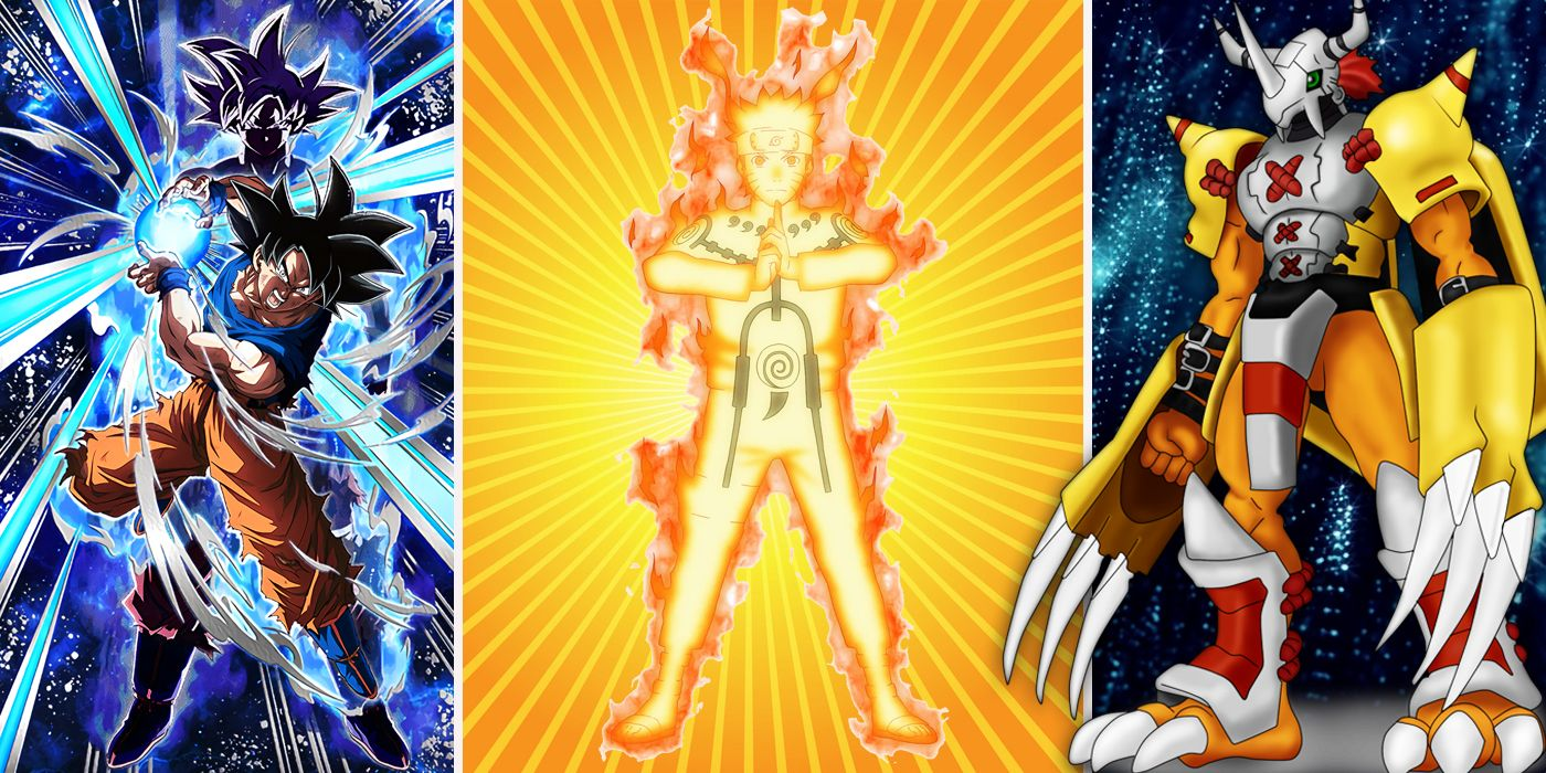 The 15 strongest anime power ups and transformations ranked
