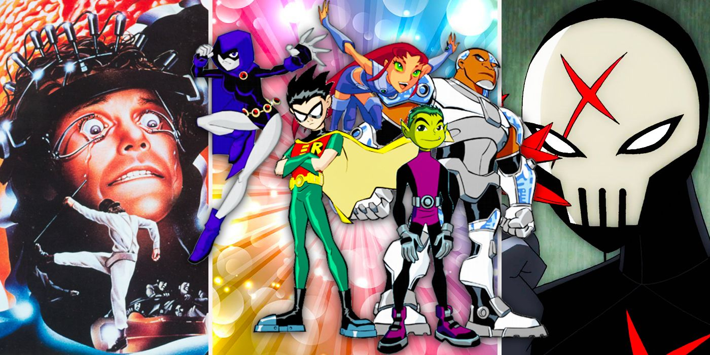 Teen titans animated home this rather