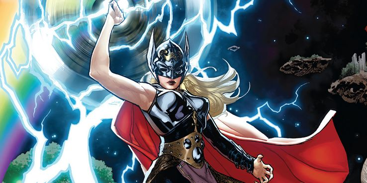 Hammer Time: 10 Characters Who Lifted Mjolnir Who Are More