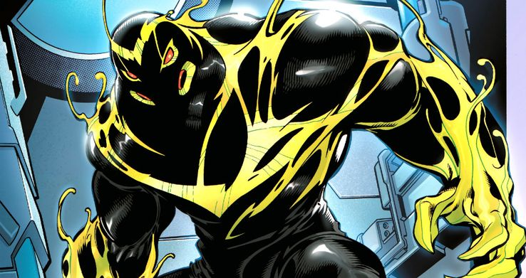 Venom's New Child May Be the Most Powerful Symbiote Yet | CBR