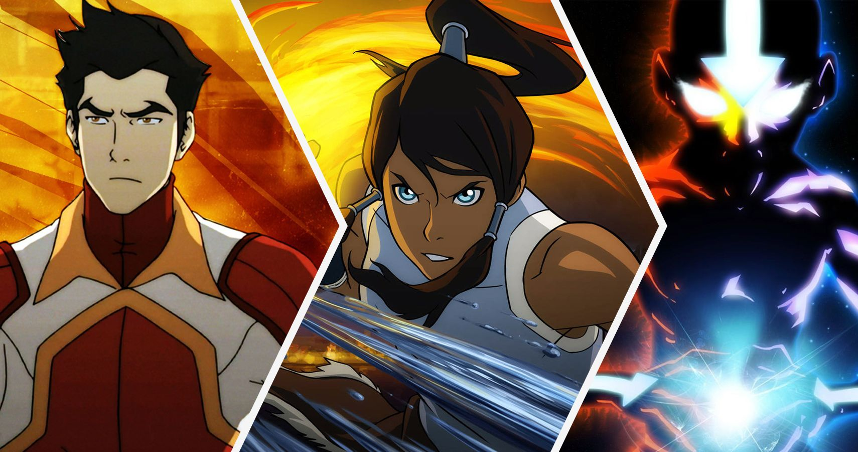 Avatar The 25 Most Powerful Characters In Universe Ranked