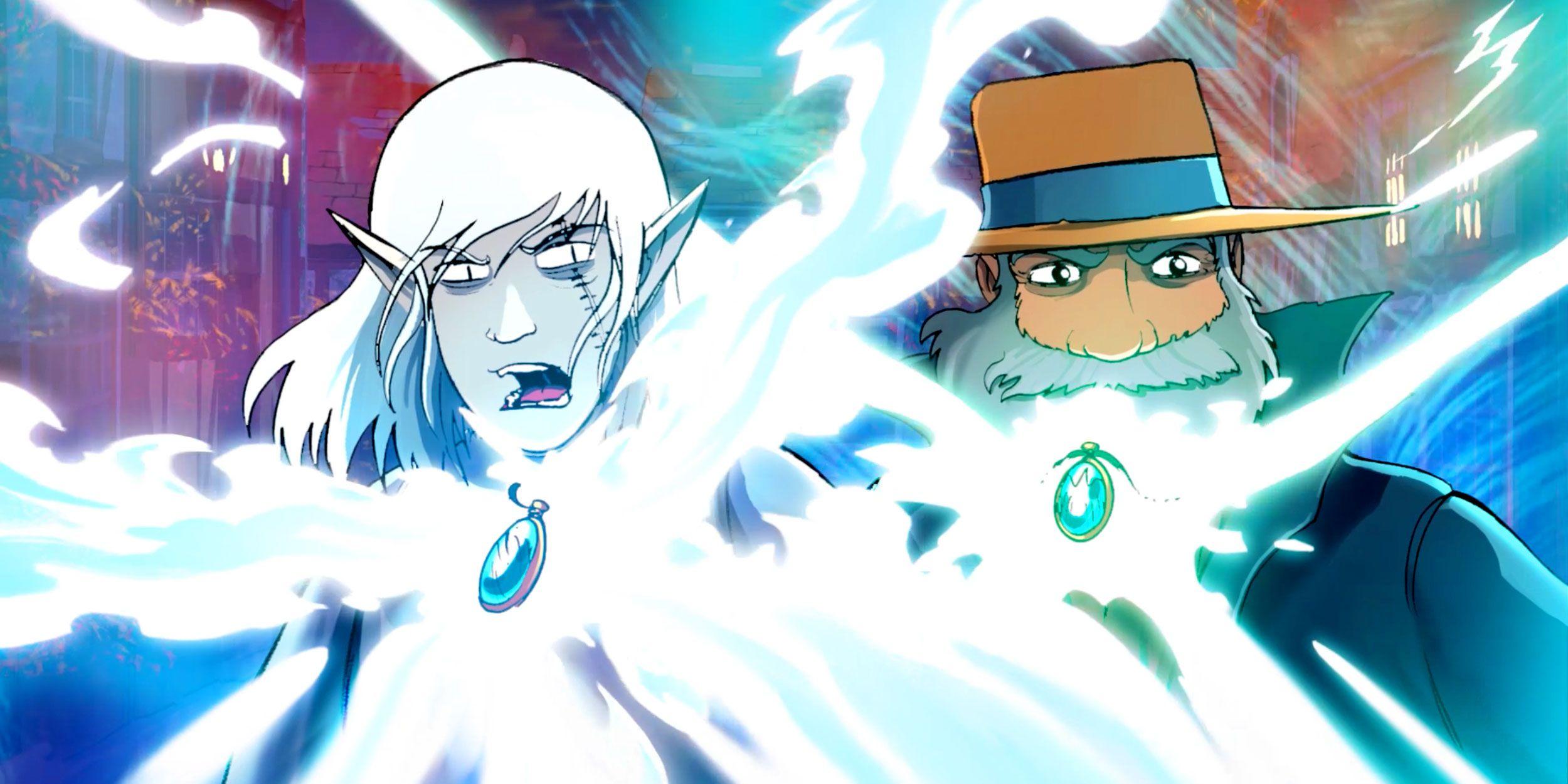 kazu kibuishi shares the first trailer for amulet  supernova
