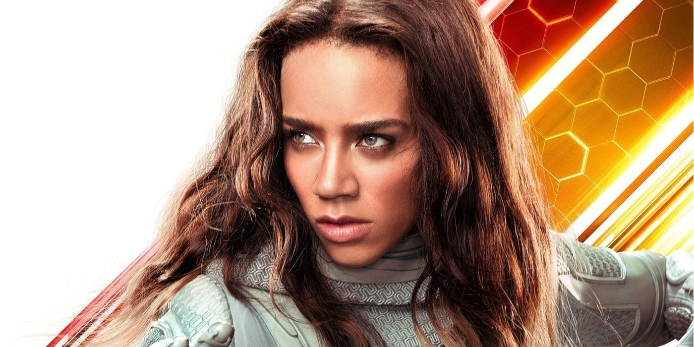 Hannah John-Kamen Teases the Ghost's MCU Return | CBR