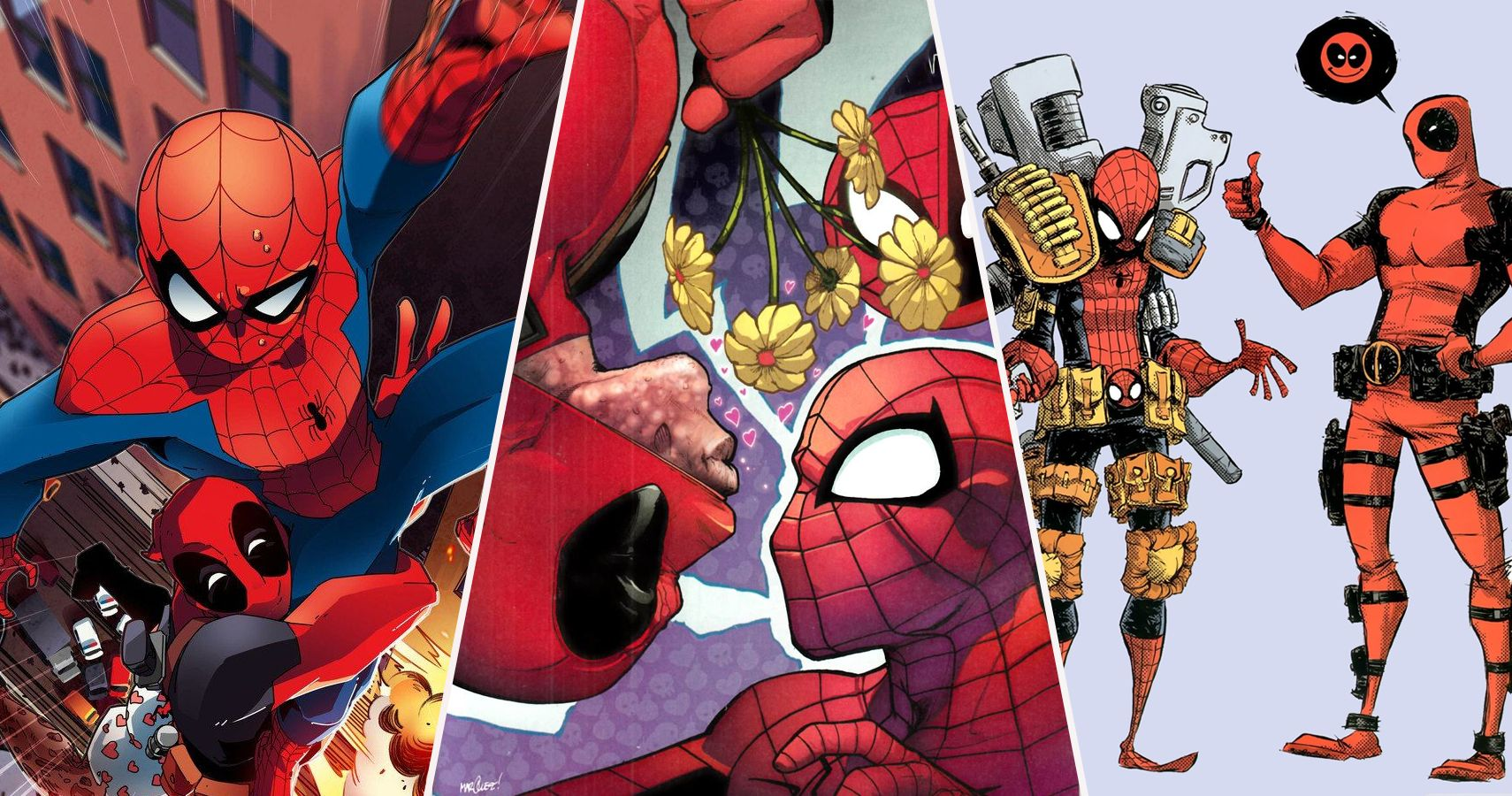 20 Things Fans Ignore About Spider-Man And Deadpool's Relationship