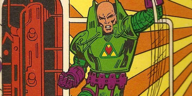 lex luthor silver age - Veinte armas DC que podrían herir o matar a Superman