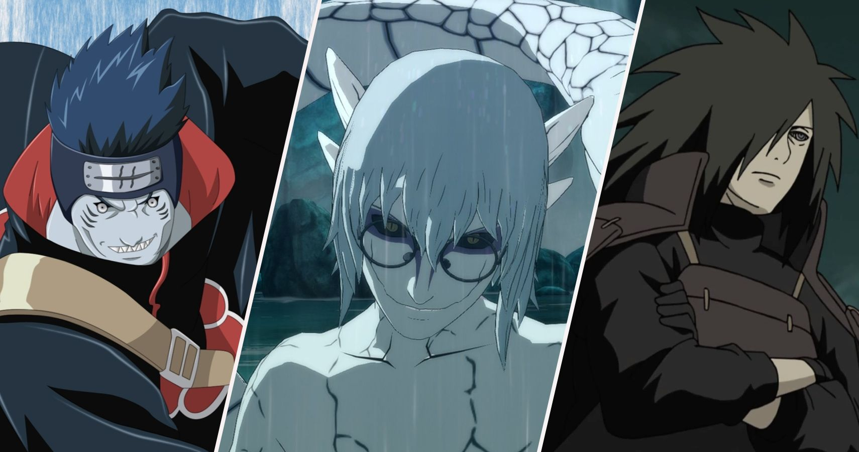 Naruto: The 20 Most Dangerous Villains In The Franchise, Ranked