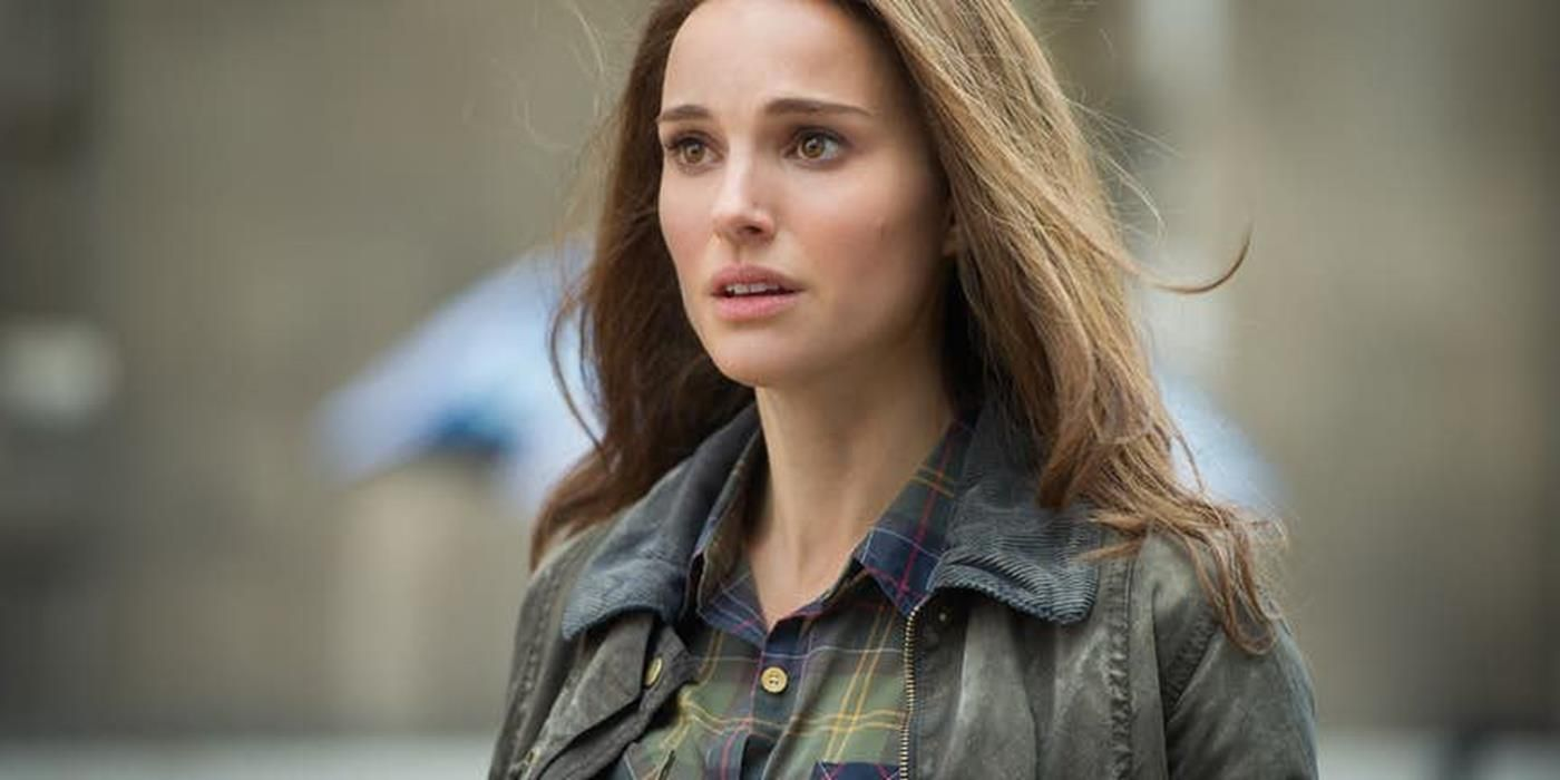 What Nobody Realized About Jane Foster in Marvel's Thor Movies