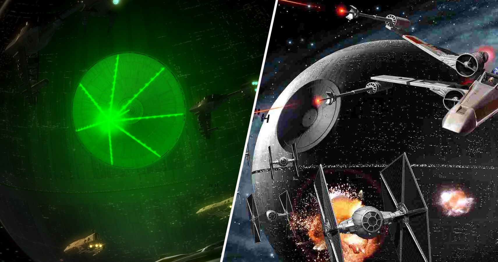 20 Things Only True Fans Know About The Death Star Cbr