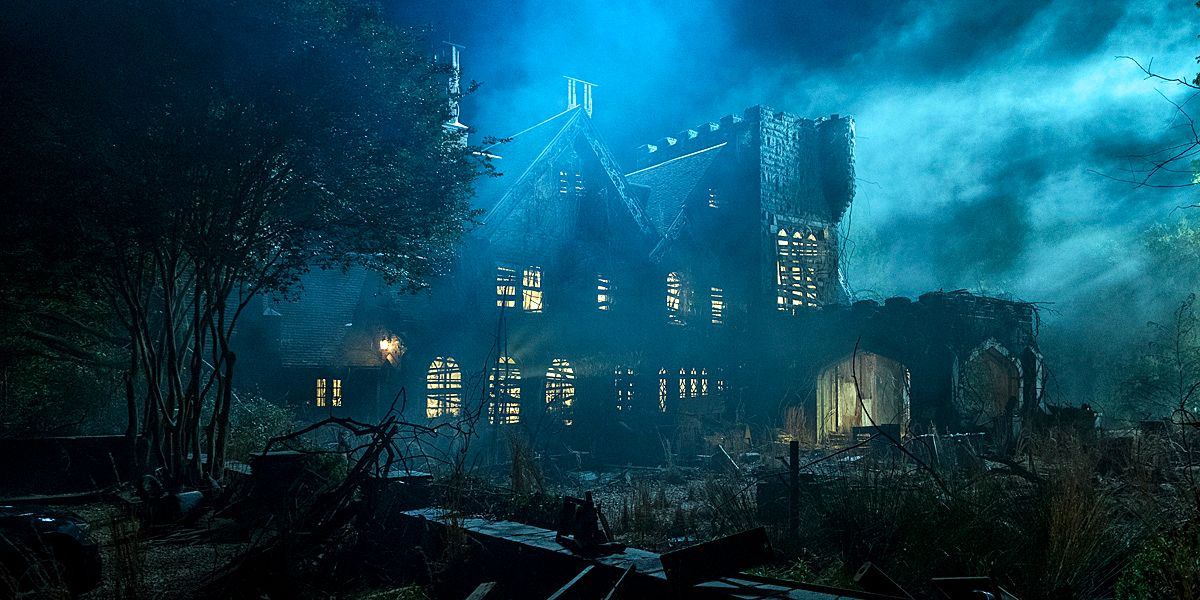What Is Bly Manor In The Haunting Of Hill House Season 2 Cbr