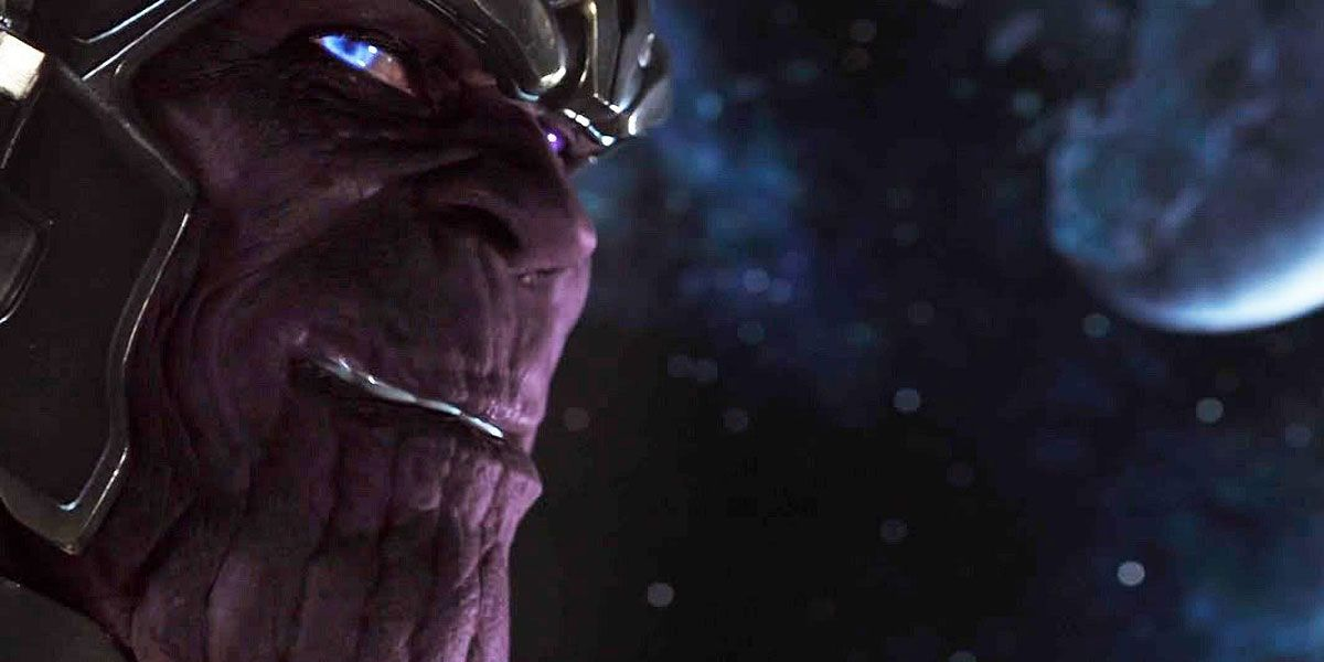 Avengers Concept Art Reveals New Look at the Original Thanos