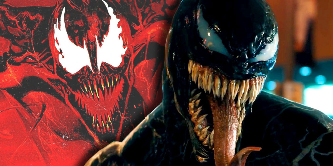 The Sequel To Venom Needs To Be Inspired By Marvel S Maximum Carnage