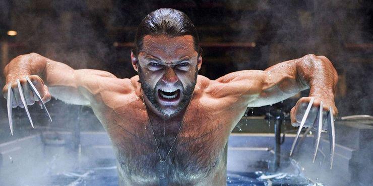 Wolverine's Adamantium Skeleton