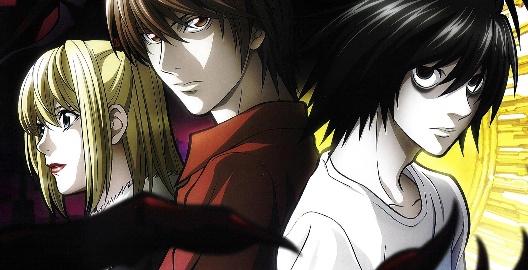 The myers briggs personality types of death note characters